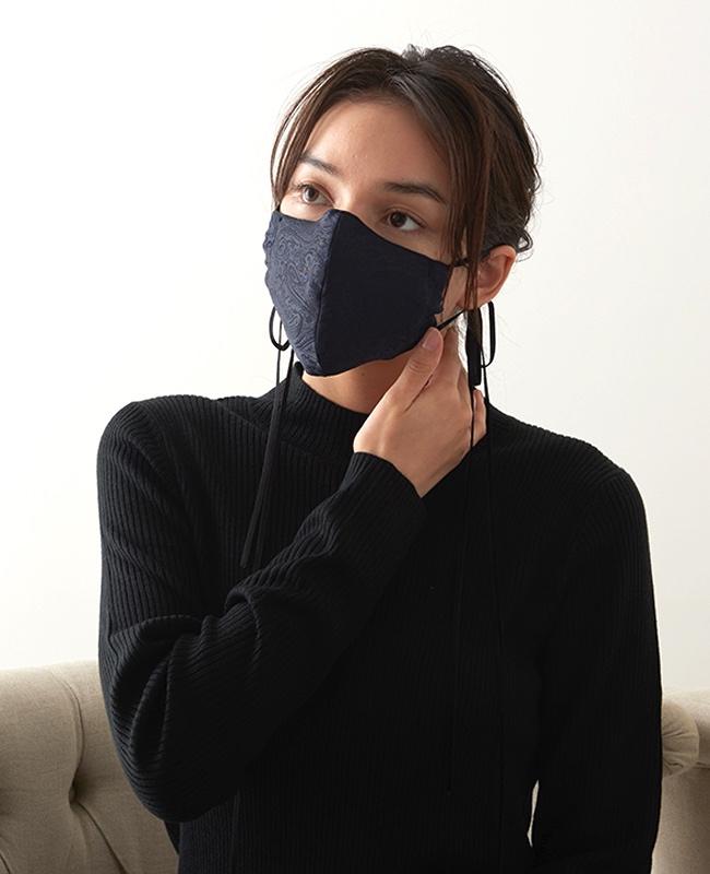 メイクアップマスク サテンジャガード