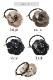 カメリアカラーヘアゴム ポニーフック ヘアカフ  H7342【ネコポス不可】
