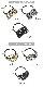 ★ネコポス送料無料★アイビーデザインヘアゴム ポニーフック  H7399【mbgt】