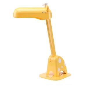 wasser デスクライト LED 子供 学習机 目に優しい かわいい 電気スタンド キッズライト 調光 読書灯 子供部屋