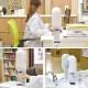 ディスペンサー アルコール 自動 スタンド 壁掛け式 自立式 手指消毒 自動 アルコール ミスト 消毒 噴霧器 オートディスペンサー 手指消毒器 自動消毒液噴霧器 オートミスト 会社 家庭 飲食店 学校 病院 ウイルス対策 コロナ対策