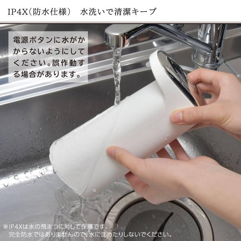 Wasser 充電式 ソープディスペンサー 自動 泡 液体 ミスト 450ml USB 非接触 センサー 防水 ディスペンサー おしゃれ オートディスペンサー センサーポンプ 詰め替え ハンドソープ 食器用洗剤 アルコール消毒液 噴霧器 キッチン 洗面所 おうち時間 コロナ対策