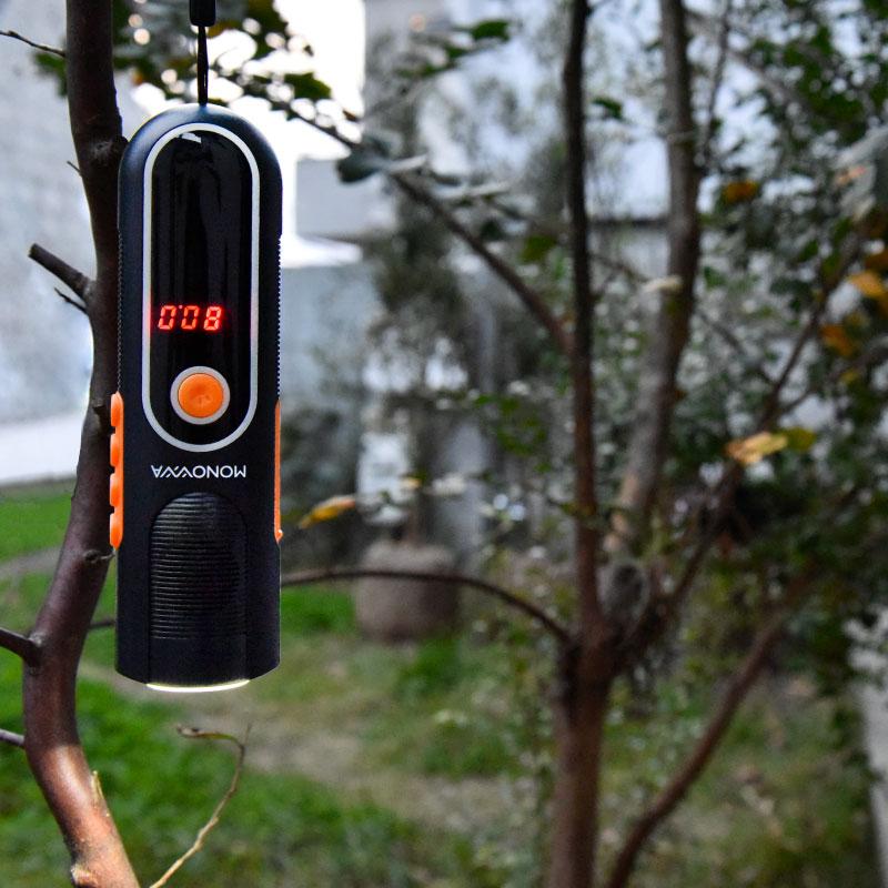 防災ラジオ 手回し充電 LED懐中電灯 USB充電 携帯充電 防犯 AM/FMラジオ 小型 多機能 停電対策 災害 防災グッズ プレゼント ギフト