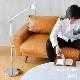 エアコルノ009 スタンドライト フロアスタンド LED 調光式 照明 スタンド照明 間接照明 フロアライト フロアスタンドライト LEDスタンドライト おしゃれ シンプル 北欧 リビング 寝室 読書