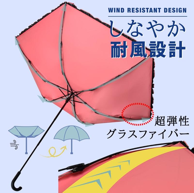 日傘 折りたたみ 完全遮光 軽量 uvカット 100% 遮光 晴雨兼用 折りたたみ日傘 折り畳み 傘 コンパクト かわいい レディース ギフト プレゼント 母の日 暑さ対策 熱中症対策