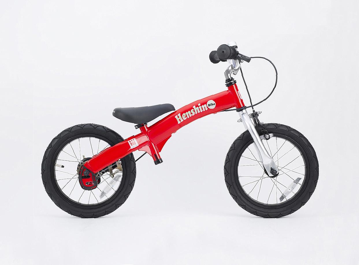 へんしんバイクX14 赤