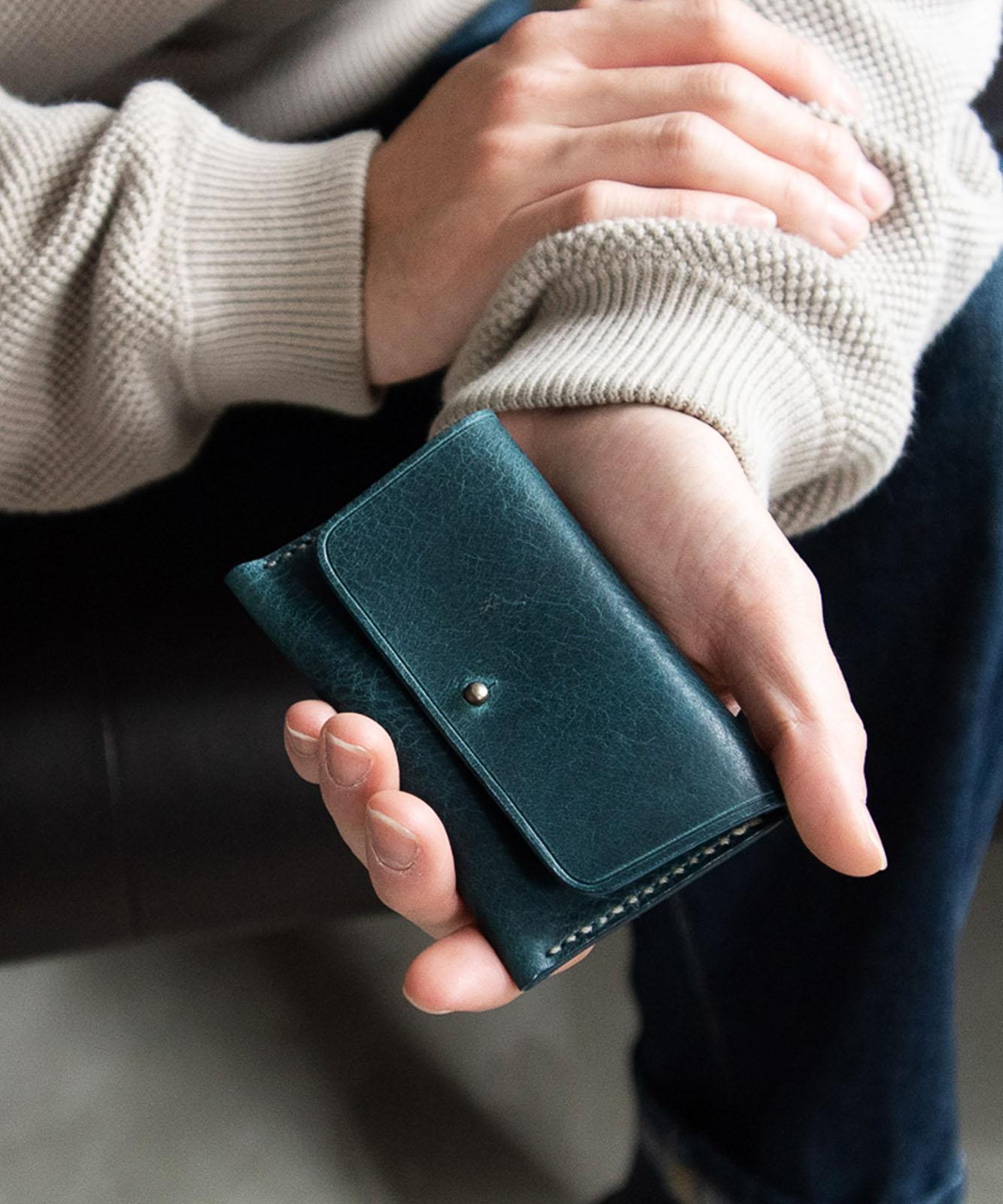 日本製 本革カードケース