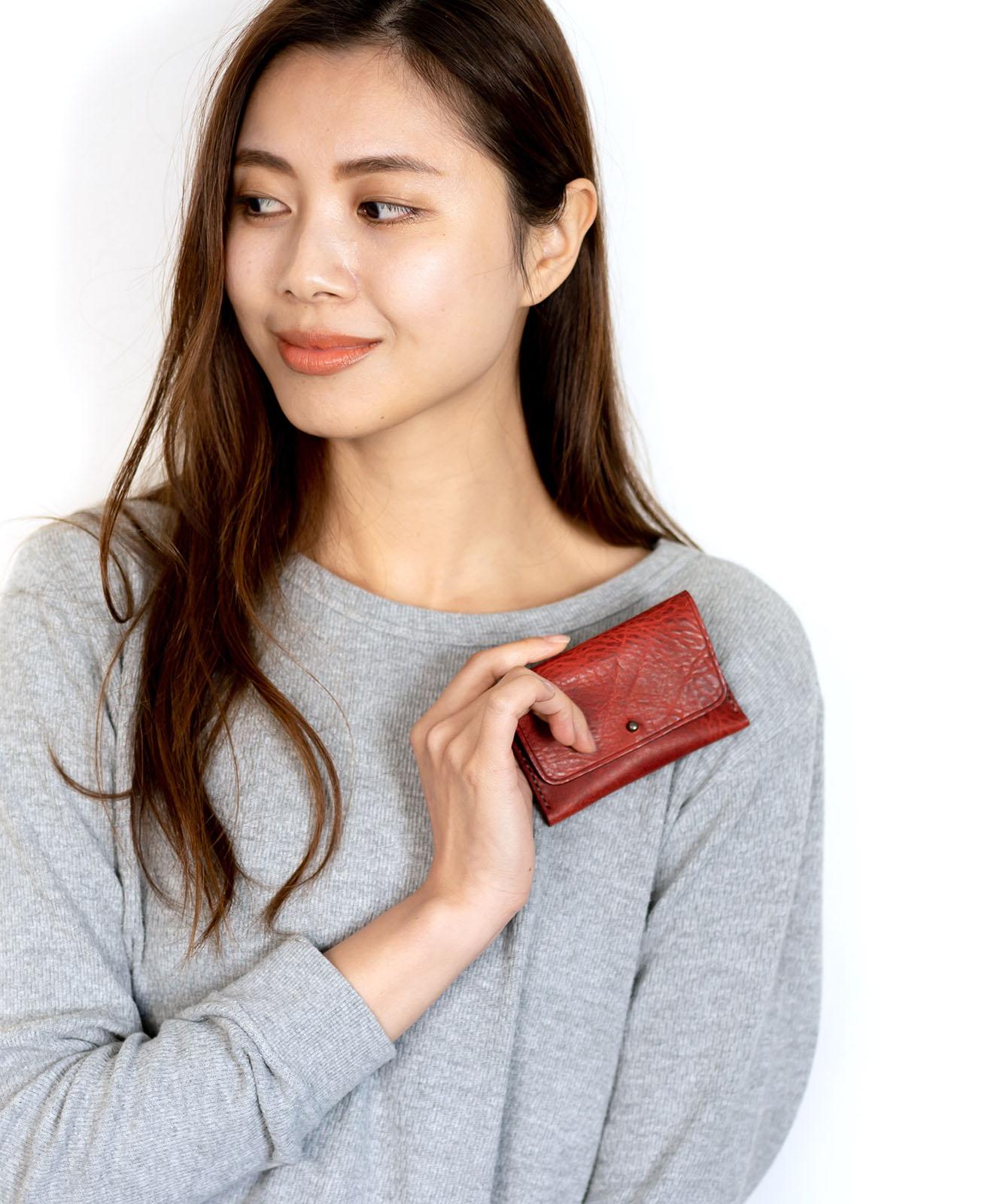 本革カードケース(日本製)
