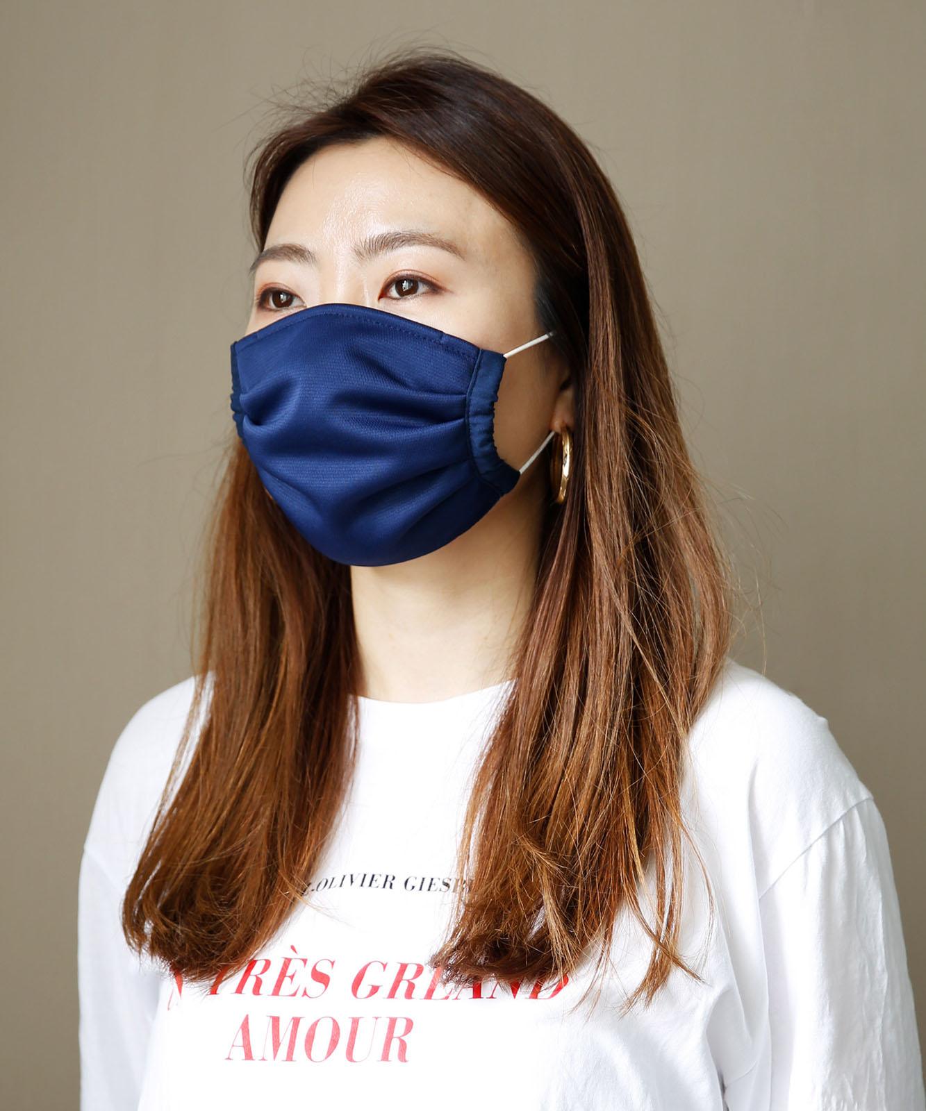 洗える布マスク(COOLMAX)