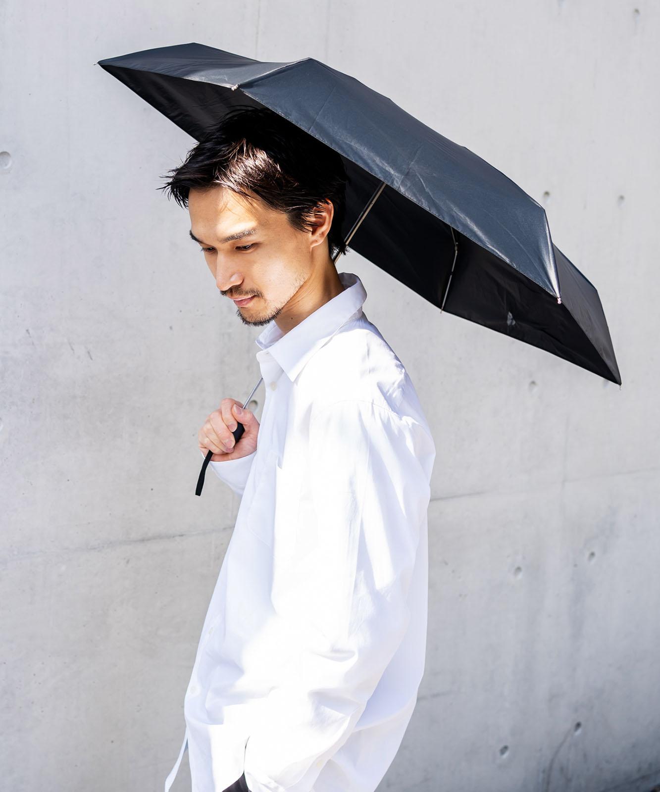 5段ミニ折りたたみ傘(マイクロ傘)