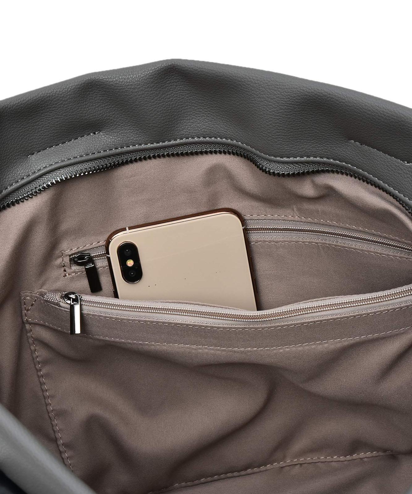 ソフトハンドルトートバッグ