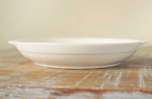 ブランカ 浅型グラタン皿18�
