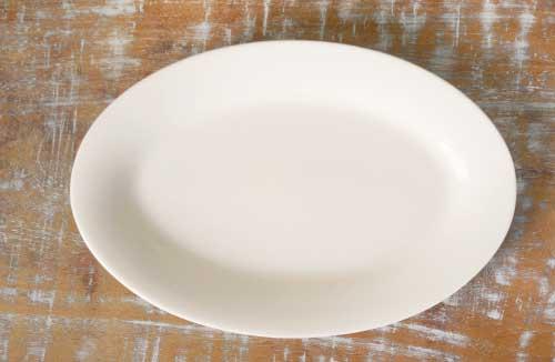 ブランカ 楕円皿