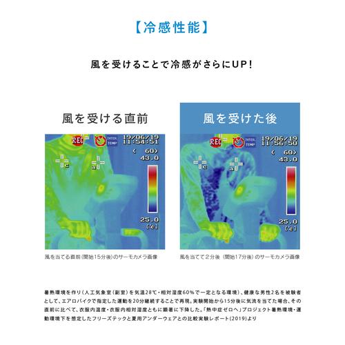 半袖クルーネック/BLK/BLU(110〜150)