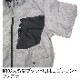 ■G−6210エアーマッスル半袖ジャケットモク