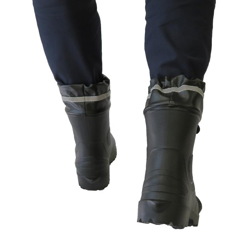●もっと軽くなった超軽量ショートブーツ