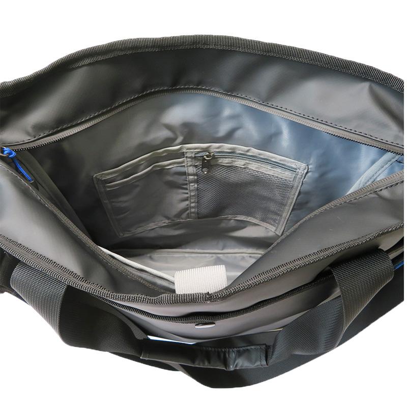 ●防水生地を使ったトートバッグ T15