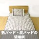 ●体圧分散 最強冷感 枕パッド