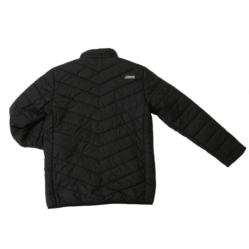 ●ヒーター内蔵ジャケット ブラック