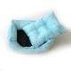 ●接触冷感ペットベッド ブルー