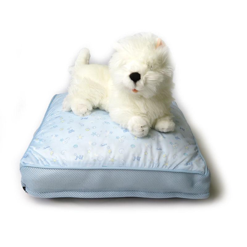 ●接触冷感くつろぎペット用フロアクッション