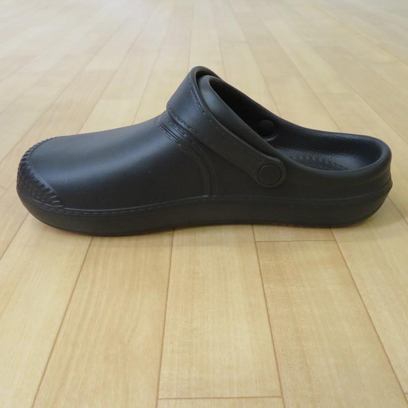●滑りにくいサンダル 黒