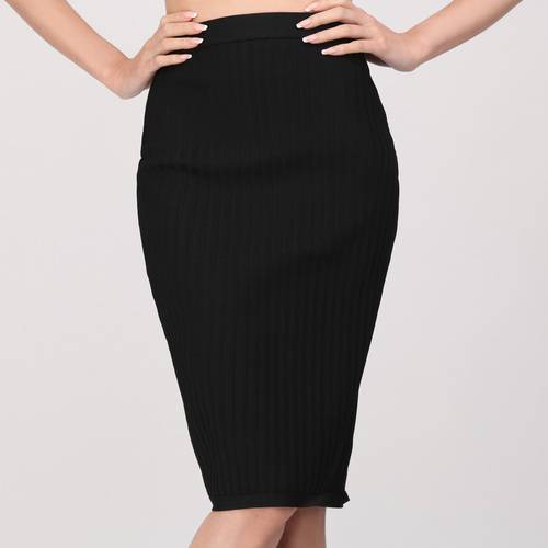 バンテージミディタイトスカート