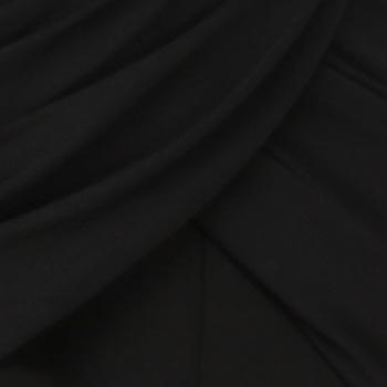 ドレープシルエットミディドレス