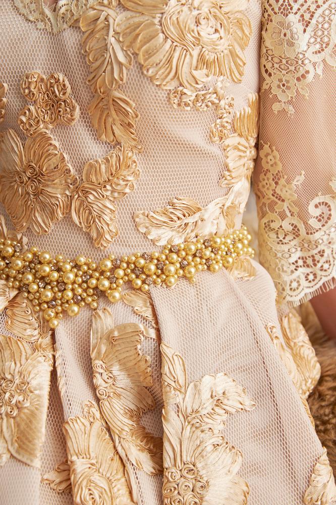 インポートセレクトロングドレス