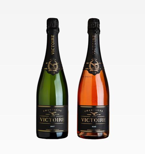 TYC Wines限定「ヴィクトワール×ナイティンバー」飲み比べセット