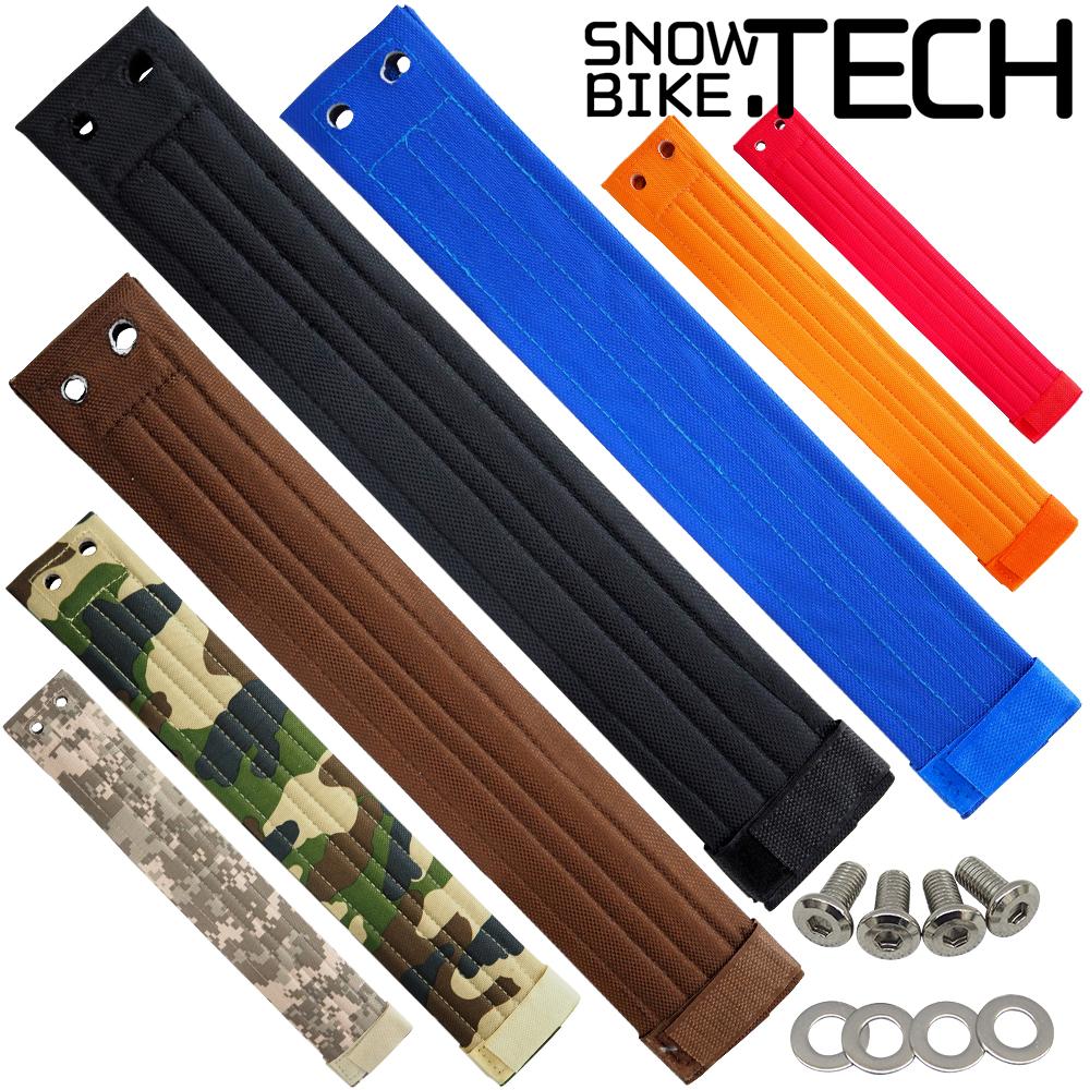 スノーバイクテック SNOWBIKE.TECH フットストラップ スノーバイク ストラップ アクセサリー ハードタイプ 固定 ボード スノボー スノーボード スノースクート SNOW SCOOT