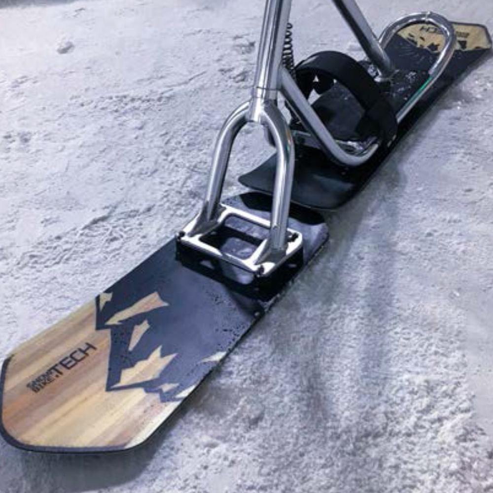 スノーバイクドットテック SNOWBIKE.TECH ボード セット スノーバイク GEIN ゲイン MEDIUM ミディアム Board set ウィンタースポーツ スノースクート SNOW SCOOT