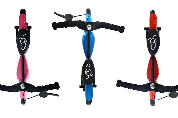 【プロテクタープレゼント】 自転車 子供用 ランバイク 12インチ 乗用玩具 ハンドル タイヤ 子供 バランスバイク バランストレーニング キッズ 前輪 ブレーキ エアータイヤ tc-04 バランス ブルー 福袋 送料無料
