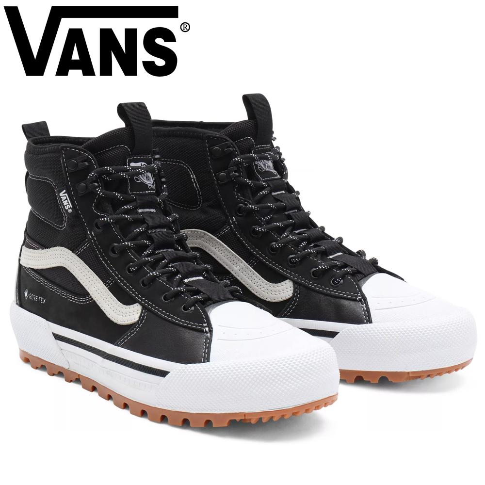 スノーブーツ VANS バンズ SK8-HI GORE-TEX BLACK/MARSHMALLOW (VN0A5I111KP) スノーシューズ スノーボード スノースクート レディース ユニセックス