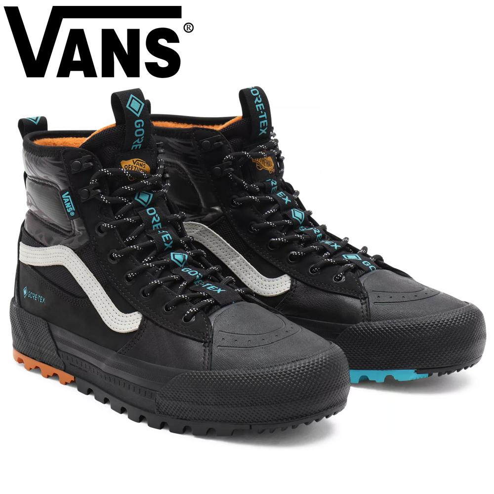 スノーブーツ VANS バンズ VANS SK8-HI GORE-TEX TIGER CAMO/BLACK (VN0A5I11A0D) スノーシューズ スノーボード スノースクート レディース ユニセックス