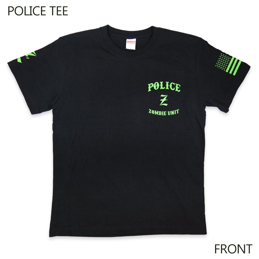 POLICE TEE