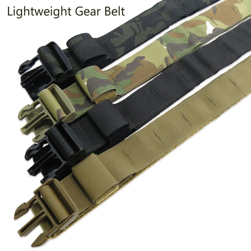 Lightweight Gear Belt