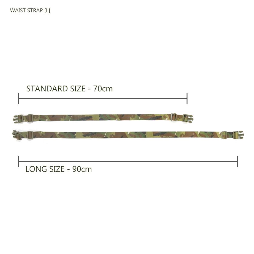 BS-37 / WAIST STRAP [L]