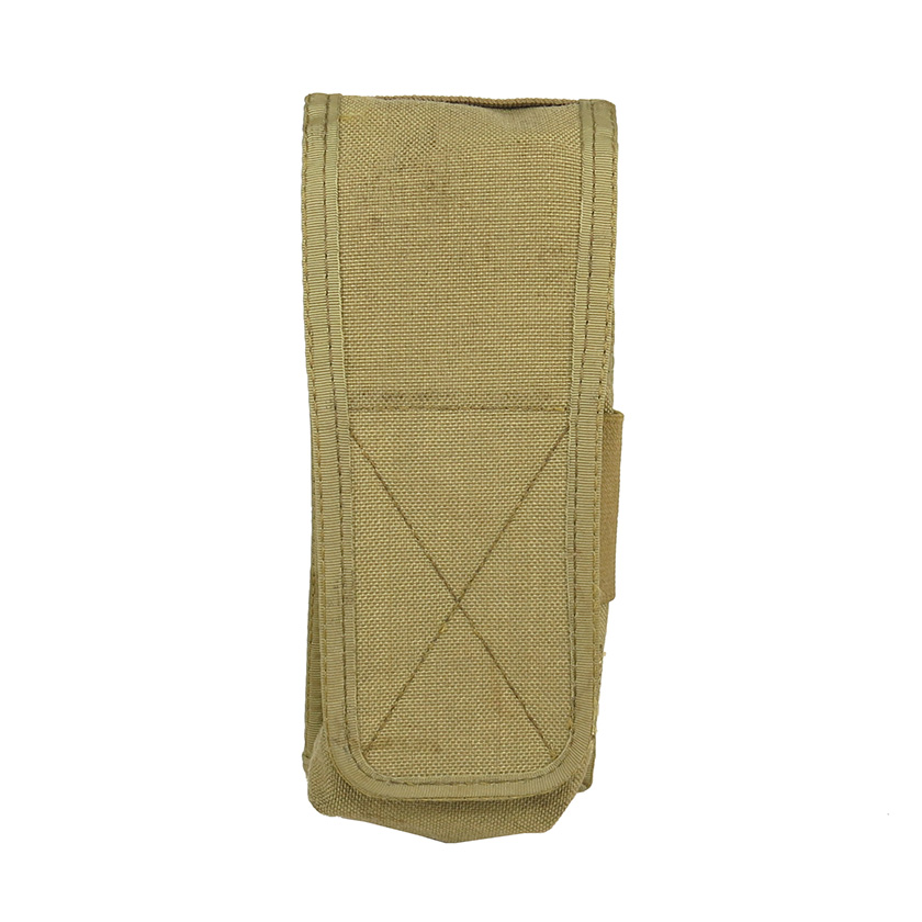 BLACK WATER GEAR M4 DOUBLE MAG POUCH COYOTE