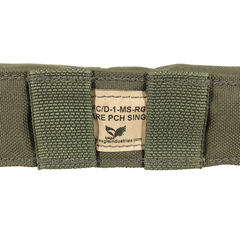 EAGLE POP FLARE POUCH / RG