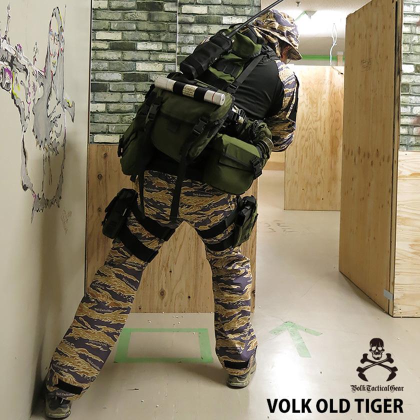 TIGER COMBAT SHIRT / OLDTIGER