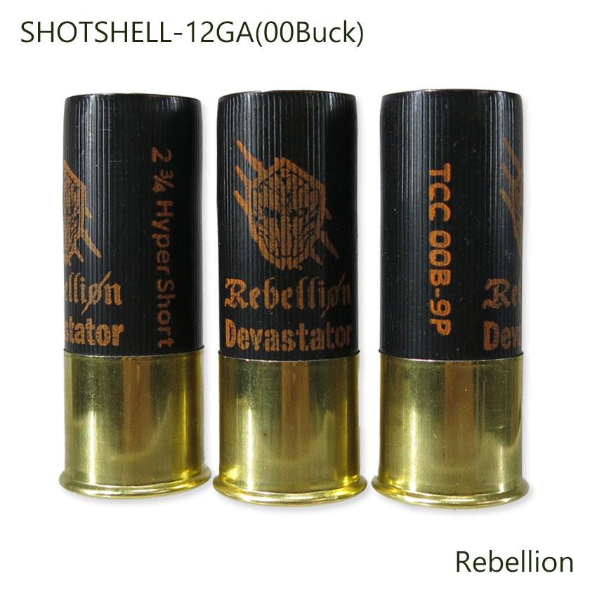 SHOTSHELL-12GA(00Buck)