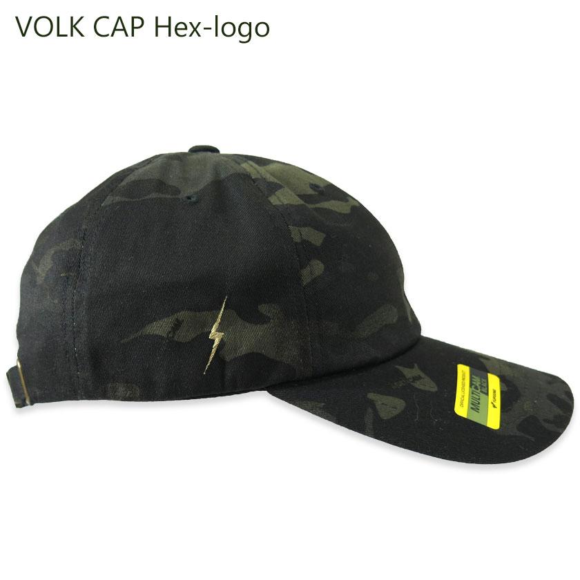 VOLK CAP Hex-logo