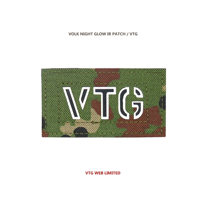 VOLK NIGHT GLOW IR PATCH / VTG
