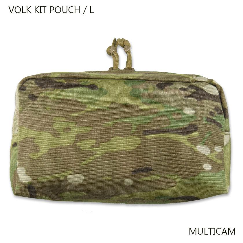 VOLK KIT POUCH/L