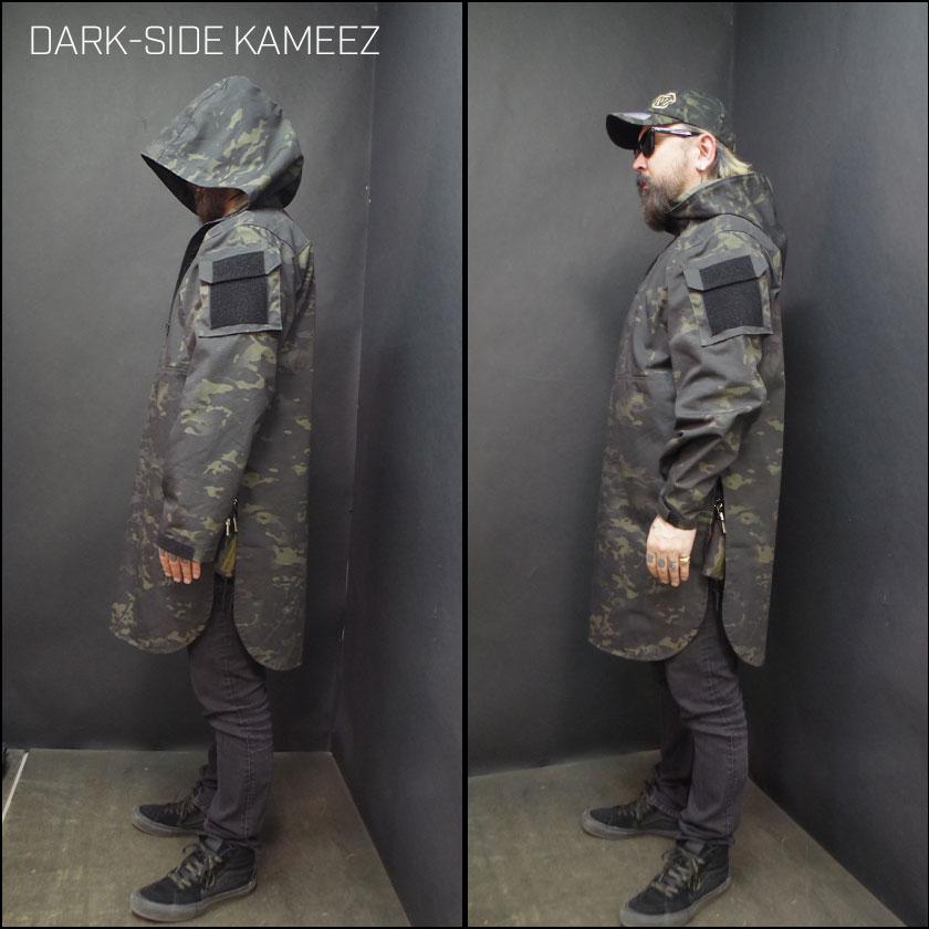DARK-SIDE KAMEEZ