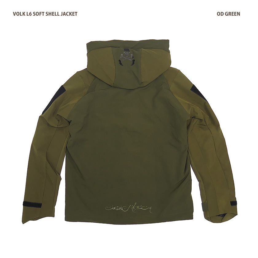 L6 SOFT SHELL JACKET