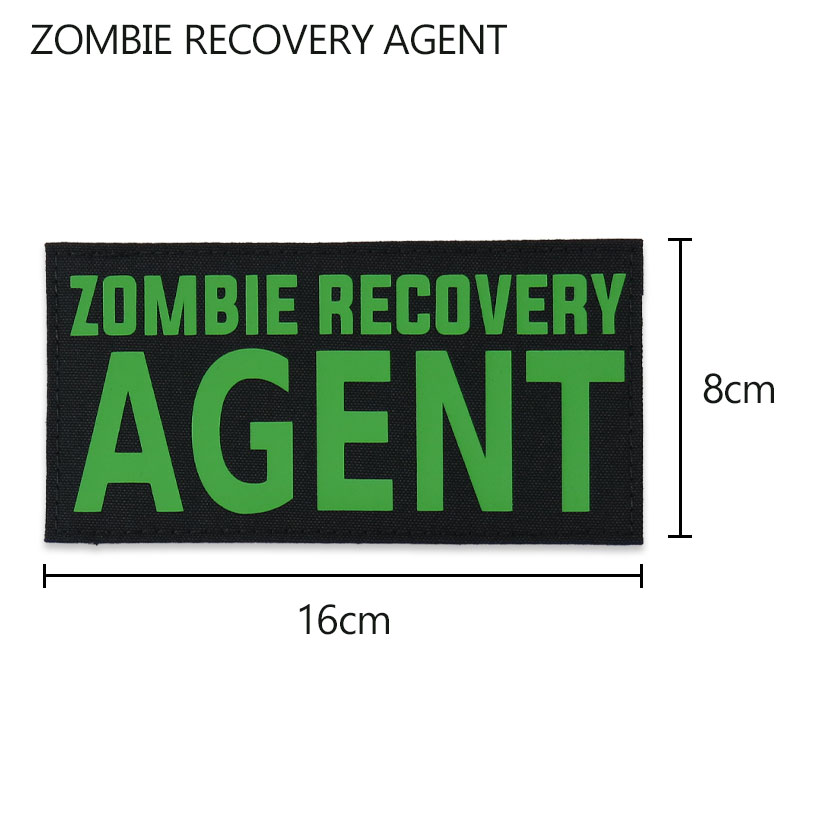 ZOMBIE RECOVERY AGENT