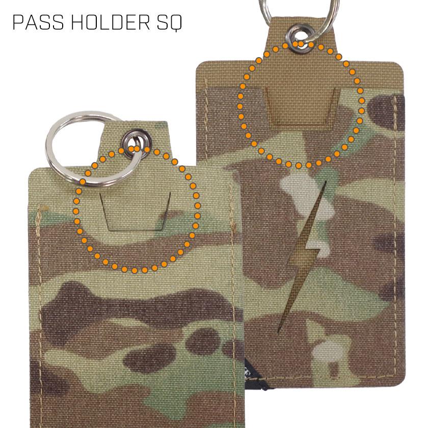 PASS HOLDER SQ