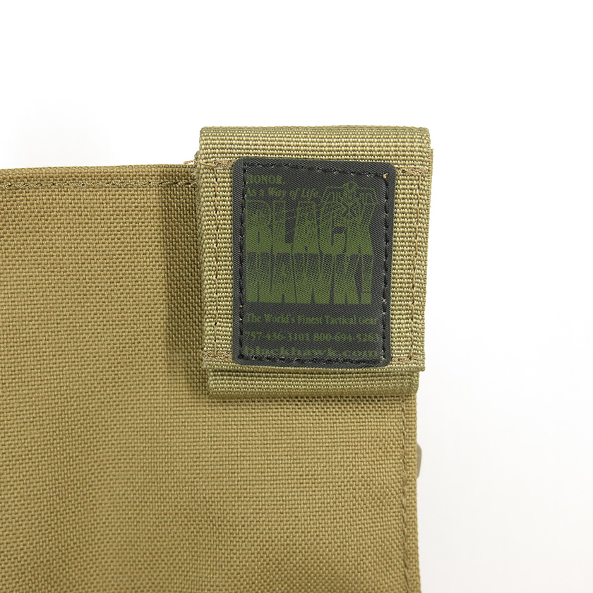 BLACK HAWK LEG POUCH / CB